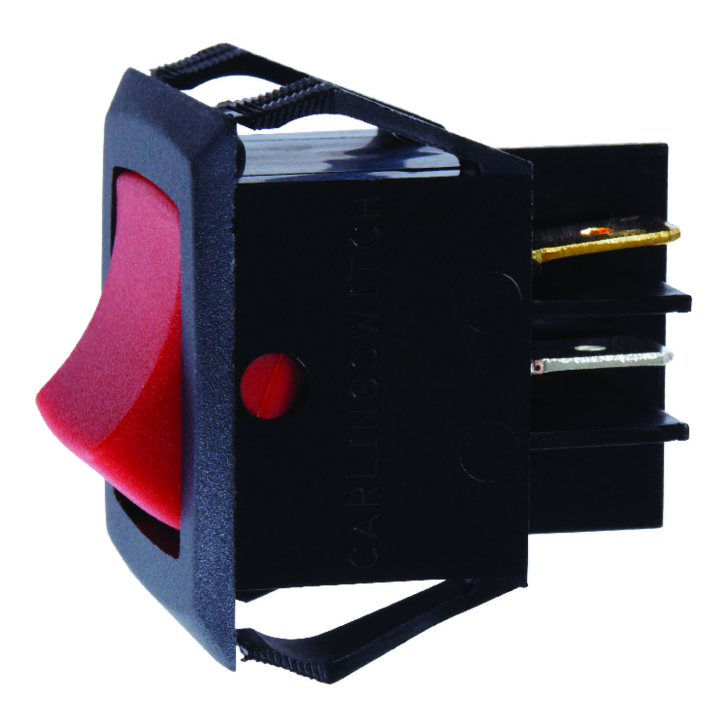 Jandorf  20 amps Double Pole  Rocker  Power Tool Switch  Black/Red  1