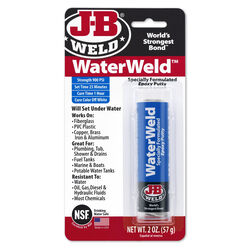 J-B Weld  Water Weld  Solid  Automotive Epoxy  2 oz.