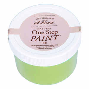 Amy Howard at Home  Flat Chalky Finish  Dunavant Green  One Step Paint  8 oz.