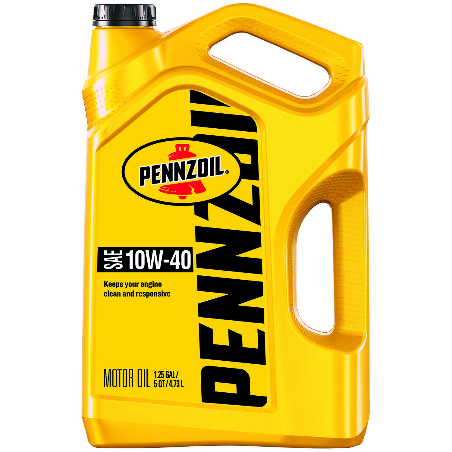 PENNZOIL  10W-40  4 Cycle Engine  Motor Oil  5.1 gal.