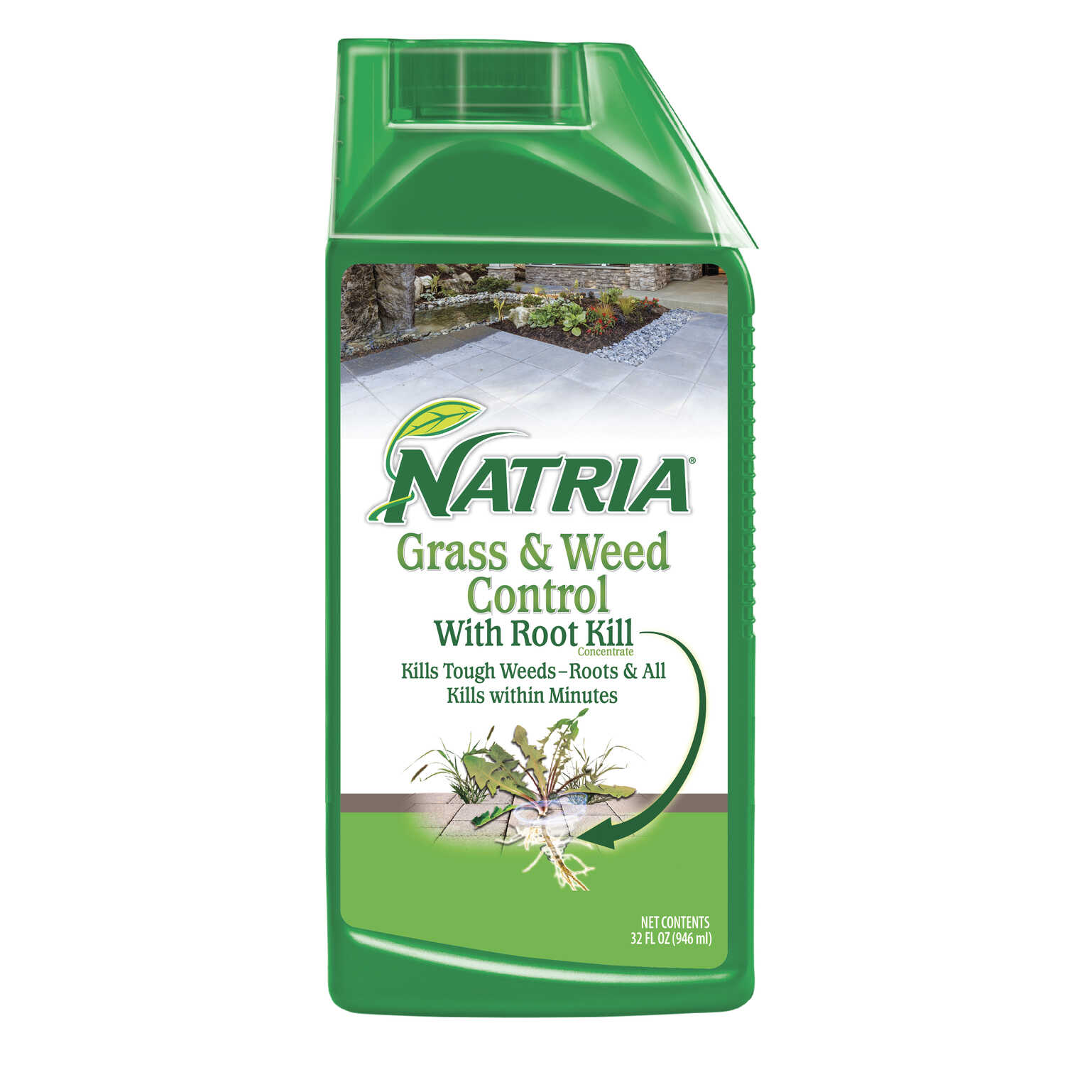 Natria  Concentrate  Grass and Weed Control  32 oz.