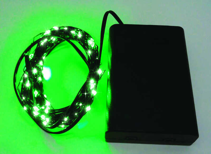 Celebrations Battery Operated Led Micro Dot Lighted