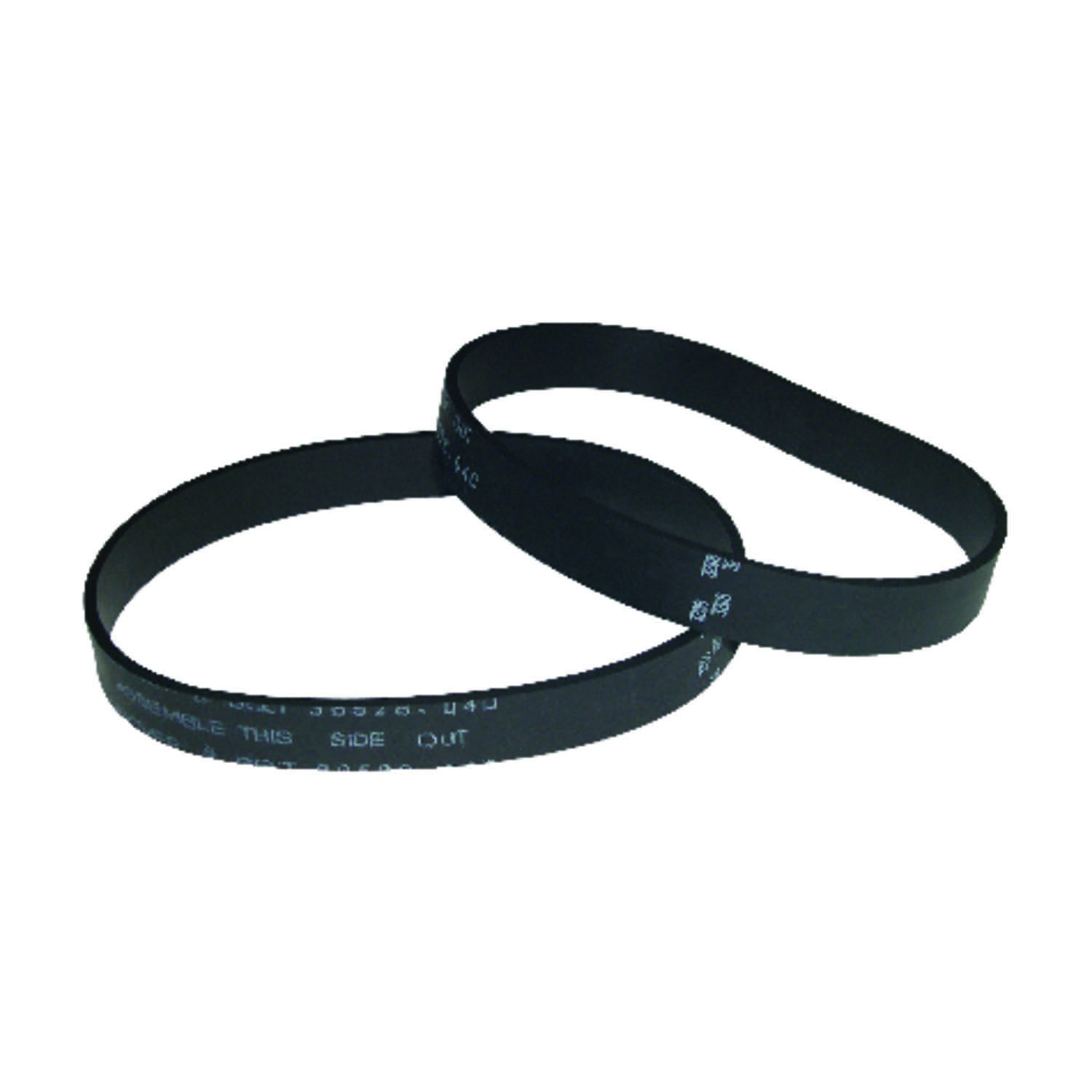 Hoover  Vacuum Belt  For Fits Wind Tunnel models including the bagless Wide path. Bagless PowerMAX a
