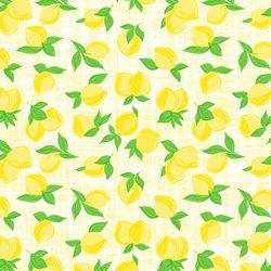 Con-Tact Brand  Creative Covering  9 ft. L x 18 in. W Country Lemon  Self-Adhesive  Shelf Liner