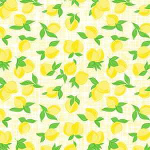 Con-Tact  Creative Covering  9 ft. L x 18 in. W Country Lemon  Self-Adhesive  Shelf Liner