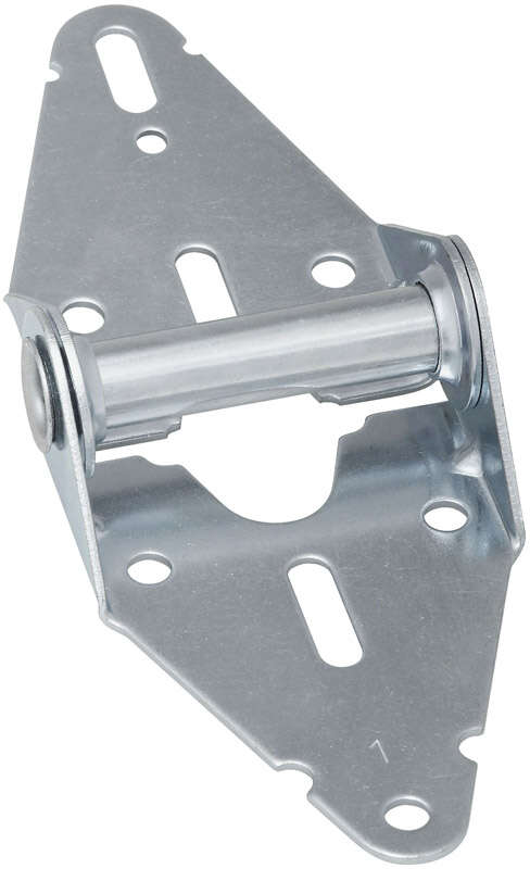 National Hardware  2-31/32 in. W x 7-5/8 in. L Steel  Garage Door Hinge
