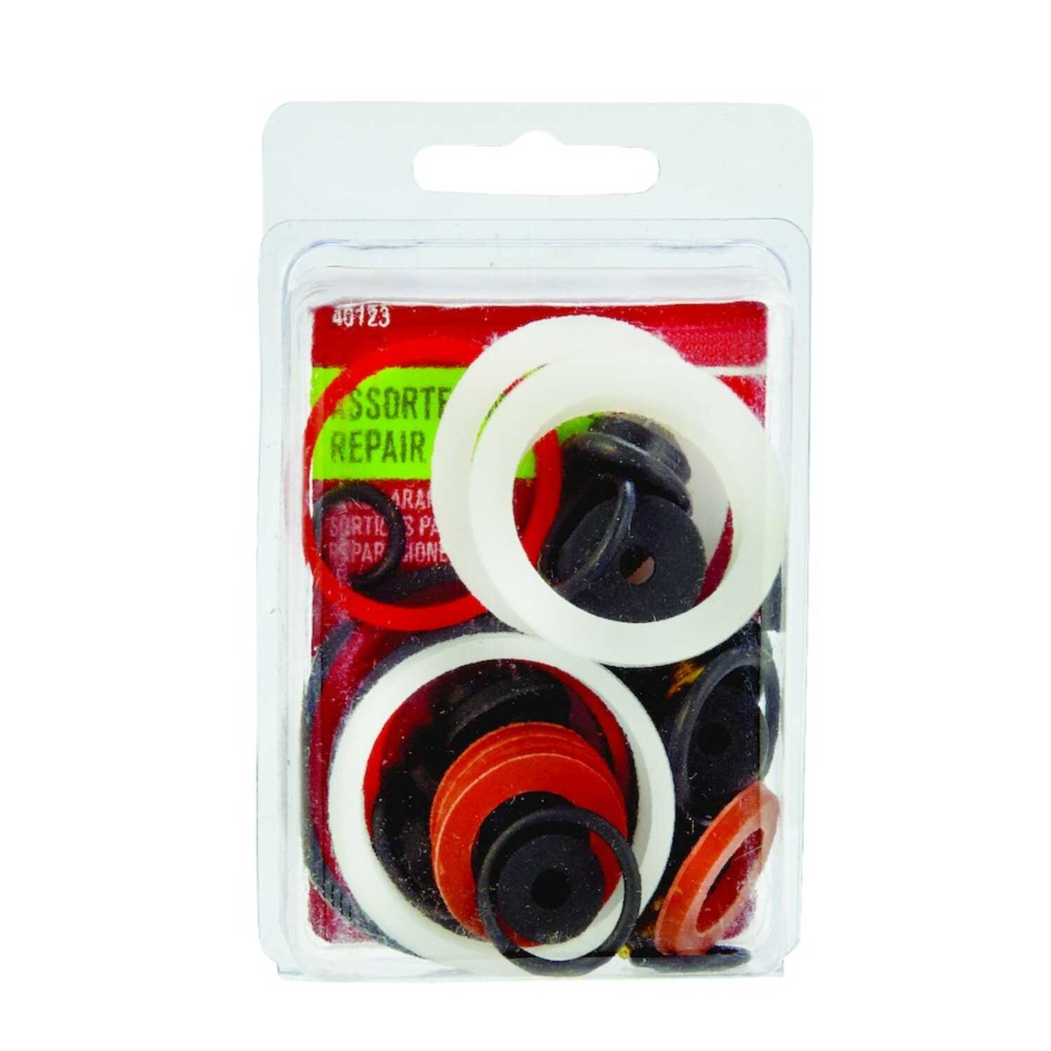 Ace  assort in. Dia. Rubber  Washer Emergency Kit  45