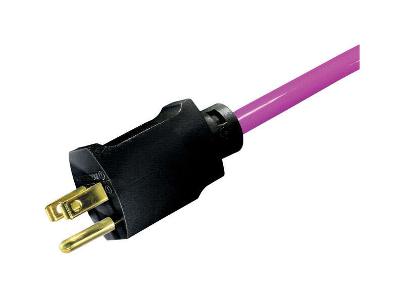 Ace  80 ft. L Neon Pink  Extension Cord  12/3 SJTW  Outdoor