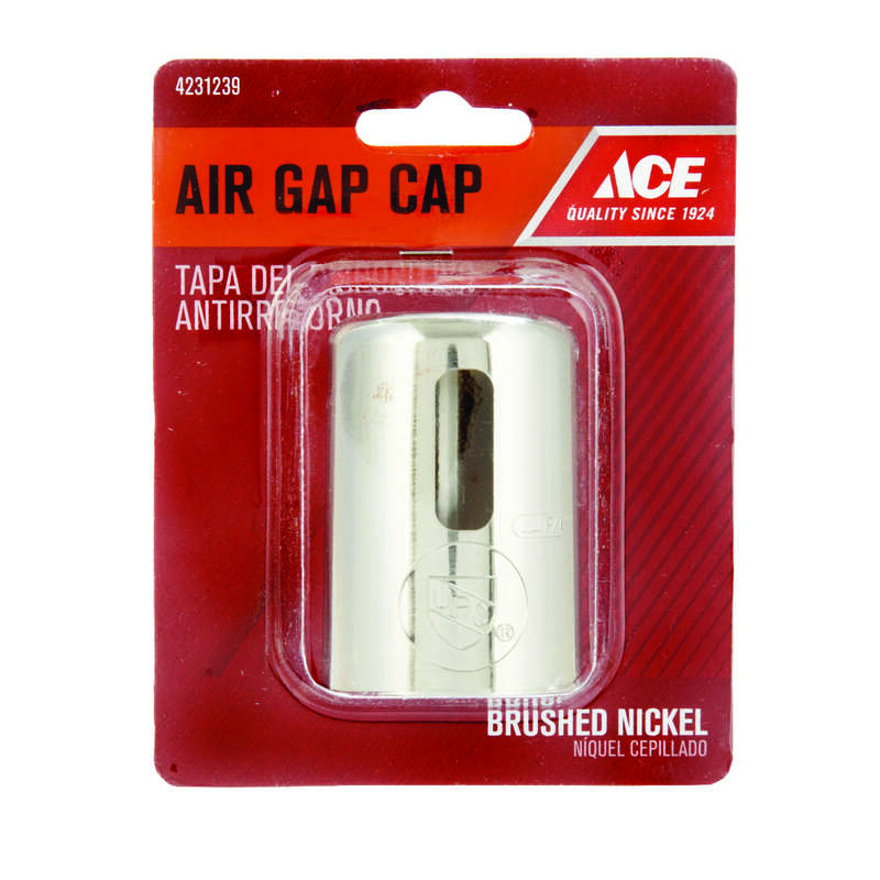 Ace  Nickel  Air Gap Replacement Cap