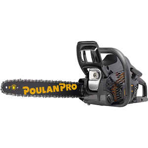 Poulan Pro  18 in. Gas Powered  Chainsaw