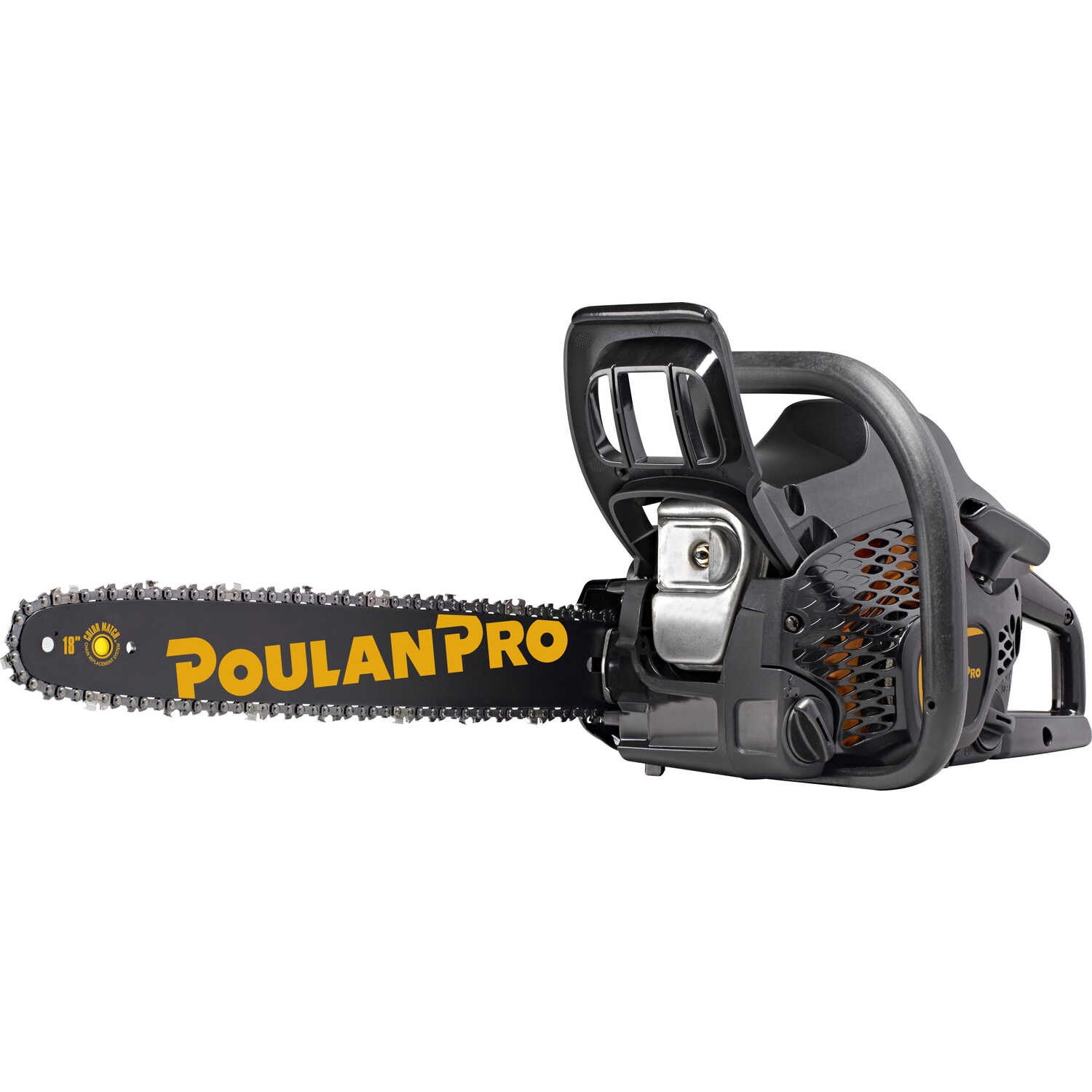Poulan Pro  18 in. L Gas Powered  Chainsaw