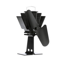 Ecofan  Aluminum  Wood Stove Fan