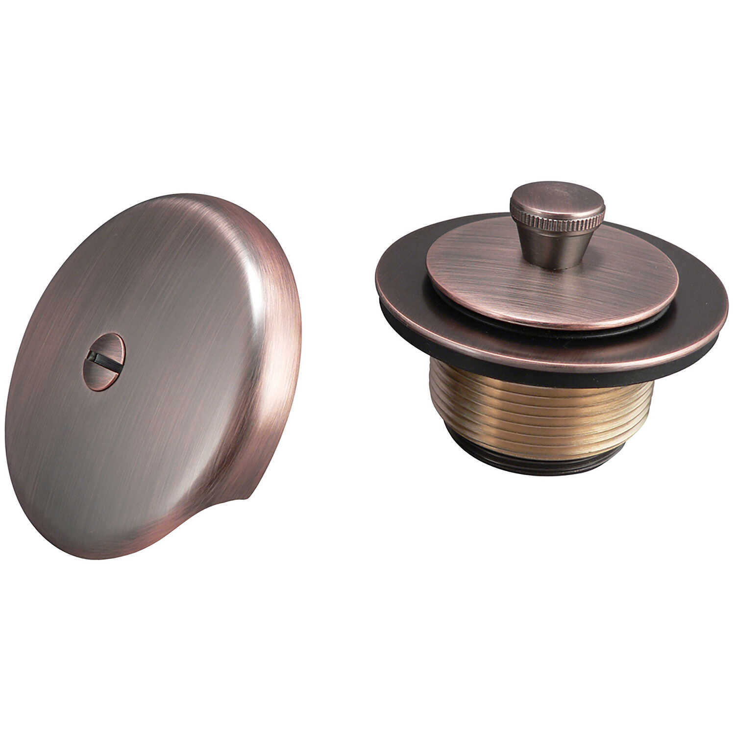 Keeney  Trim Kit for Roller Ball  1  N/A  Venetian Bronze Finish Metal Material