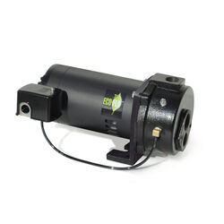 ECO-FLO  1 hp 1000 gph Cast Iron  Deep Well Pump