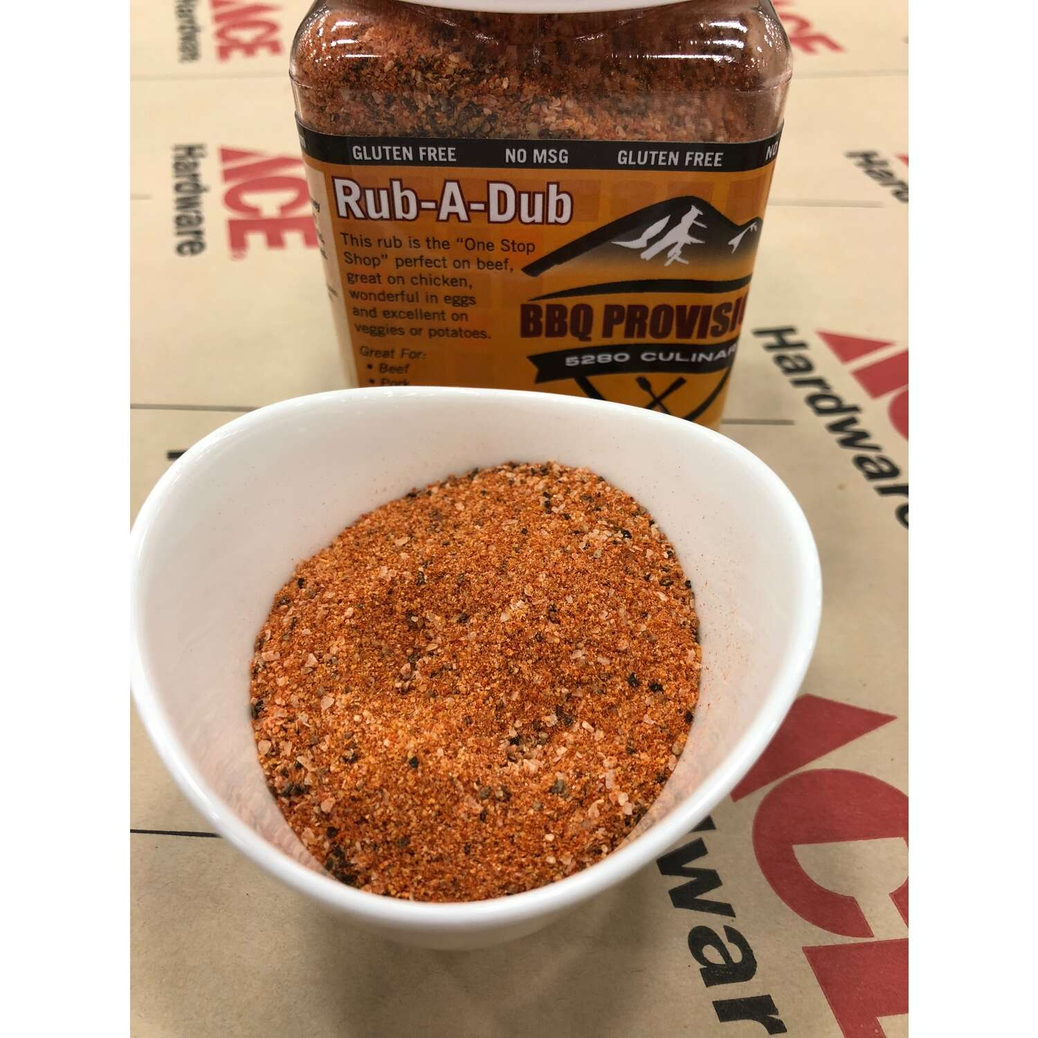 5280 Culinary  Rub A Dub  BBQ Rub  8 oz.