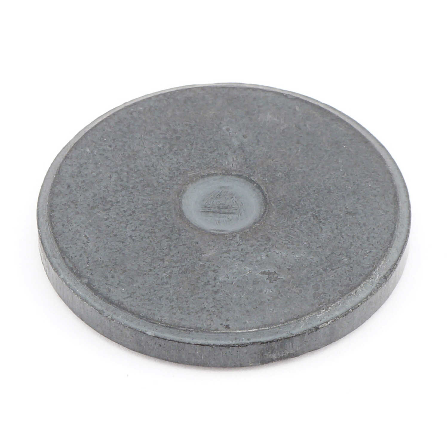 Master Magnetics  .187 in. Ceramic  Disc Magnets  0.7 lb. pull 1.05 MGOe Black  2 pc.