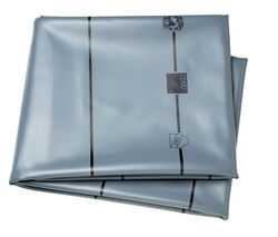 Oatey  72 in. H x 60 in. W Gray  Shower Pan Liner