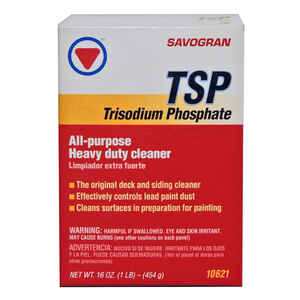 SAVOGRAN  TSP  No Scent All Purpose Cleaner  Powder  1 lb.