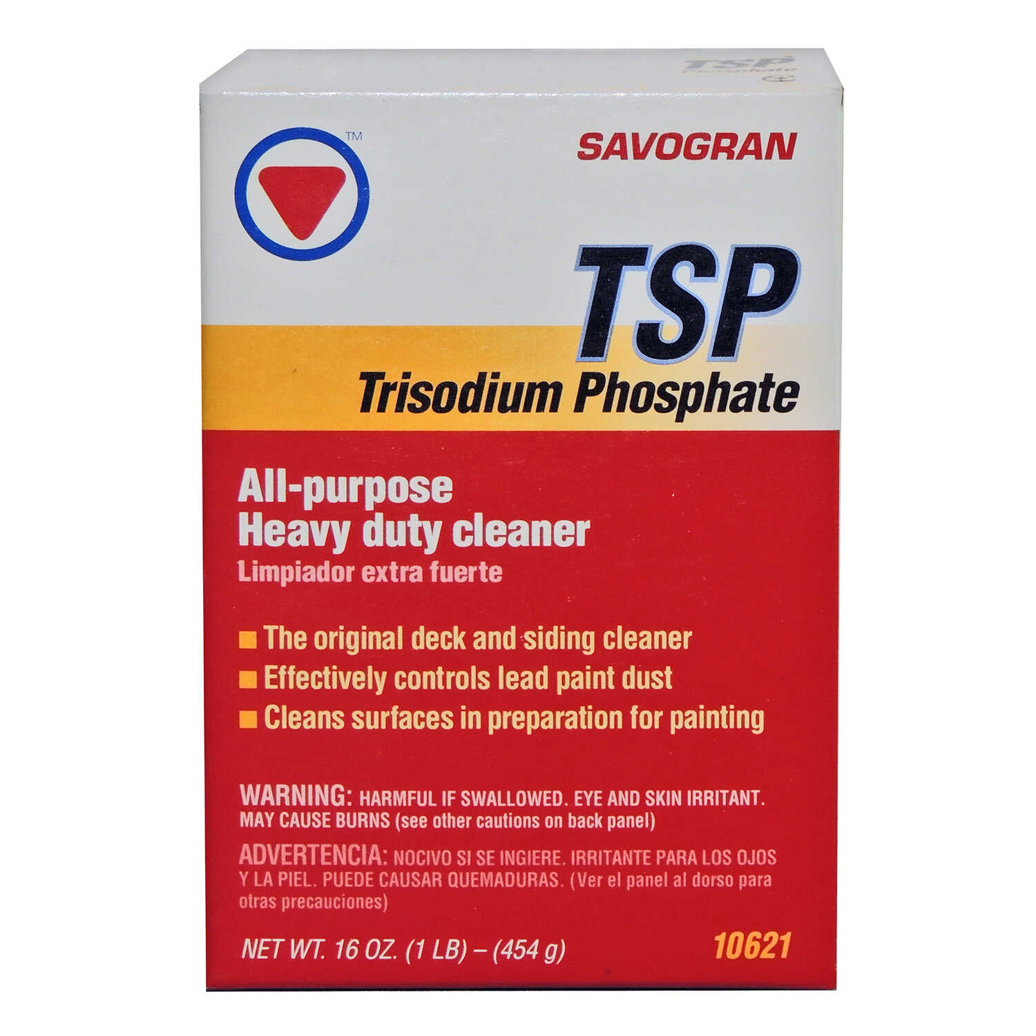 SAVOGRAN  TSP  No Scent All Purpose Cleaner  1 lb. Powder