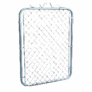 YardGard  48 in. L Steel  Chain Link Walk Gate  1 pk