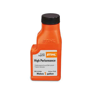 STIHL  High Performance  Engine Oil  2.6 oz.