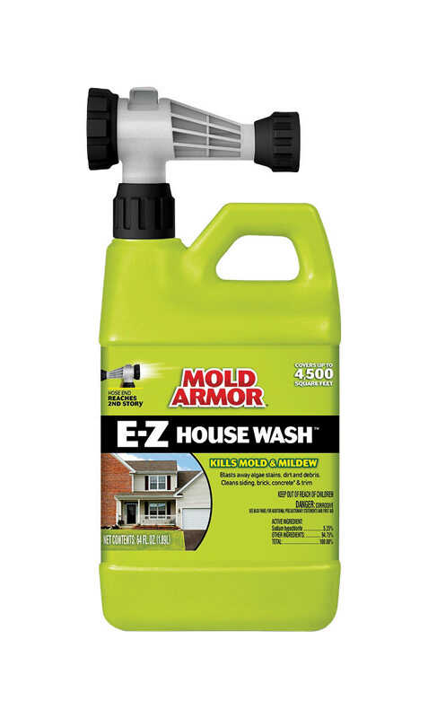 Mold Armor  House Wash  64 oz. Liquid