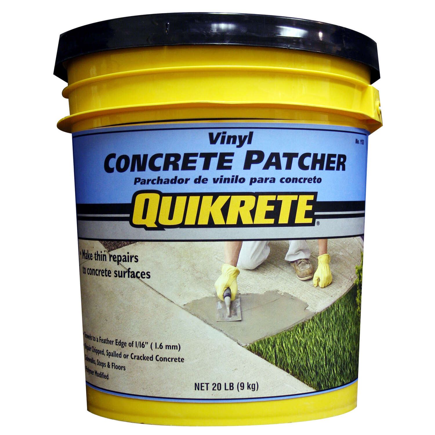 Quikrete Concrete Patch and Repair 20 lb.