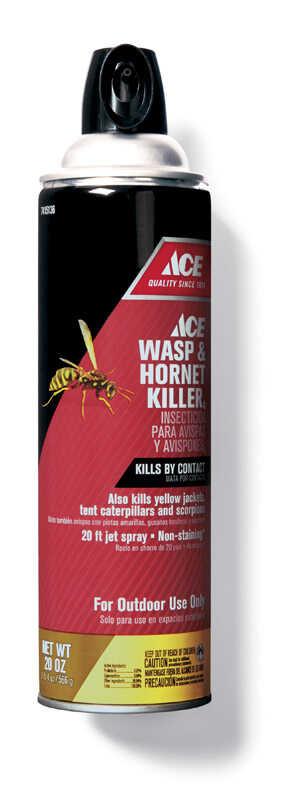 Ace Wasp and Hornet Killer 20 oz  - Ace Hardware