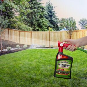 Spectracide  Triazicide For Lawns  Insect Killer  32 oz.