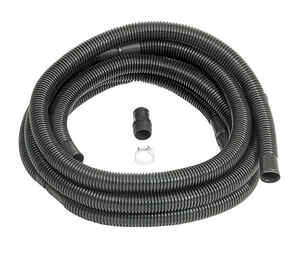Wayne  1-1/2 in. Dia. x 1-1/2 in. Dia. x 96 ft. L Discharge Hose Kit  Plastic