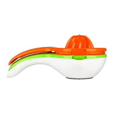 Urban Trend  Tango  White/ Green/ Orange  Plastic  Citrus Juicer
