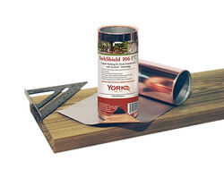York 106 PT 8 in. W x 240 in. L Copper Flashing Copper