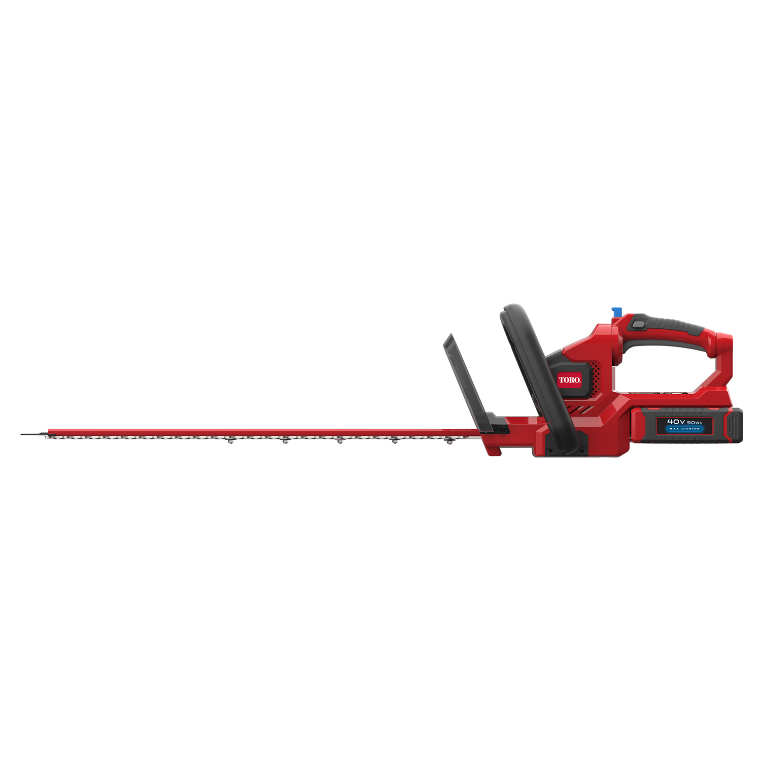 Toro  MAX Lithium Ion  24 in. L 40 volt Hedge Trimmer