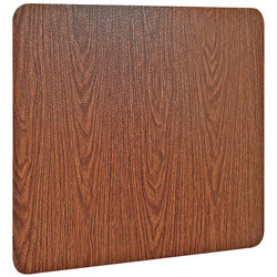 Imperial  42 in. W x 32 in. L Wood Grain  Stove Board