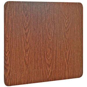 Imperial Manufacturing  42 in. W x 32 in. L Stove Board  Wood Grain