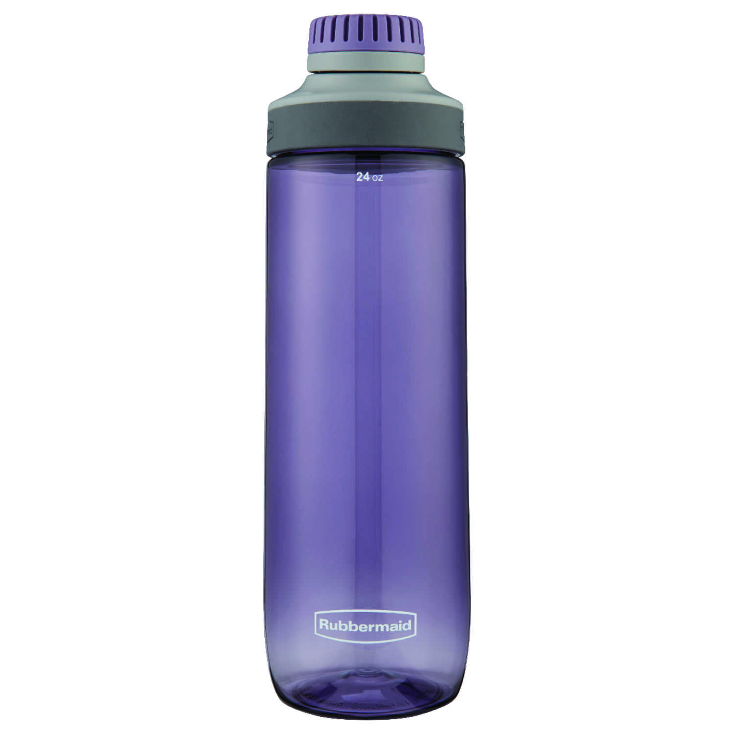 Contigo  Dusty Lilac  Plastic  Water Bottle  BPA Free 24 oz.