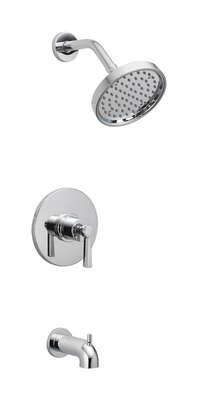 OakBrook  Coastal  Single Handle Tub and Shower  1-Handle  Chrome  Tub and Shower Faucet