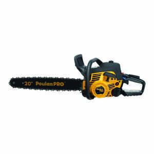 Poulan Pro  20 in. L Gas Powered  Chainsaw