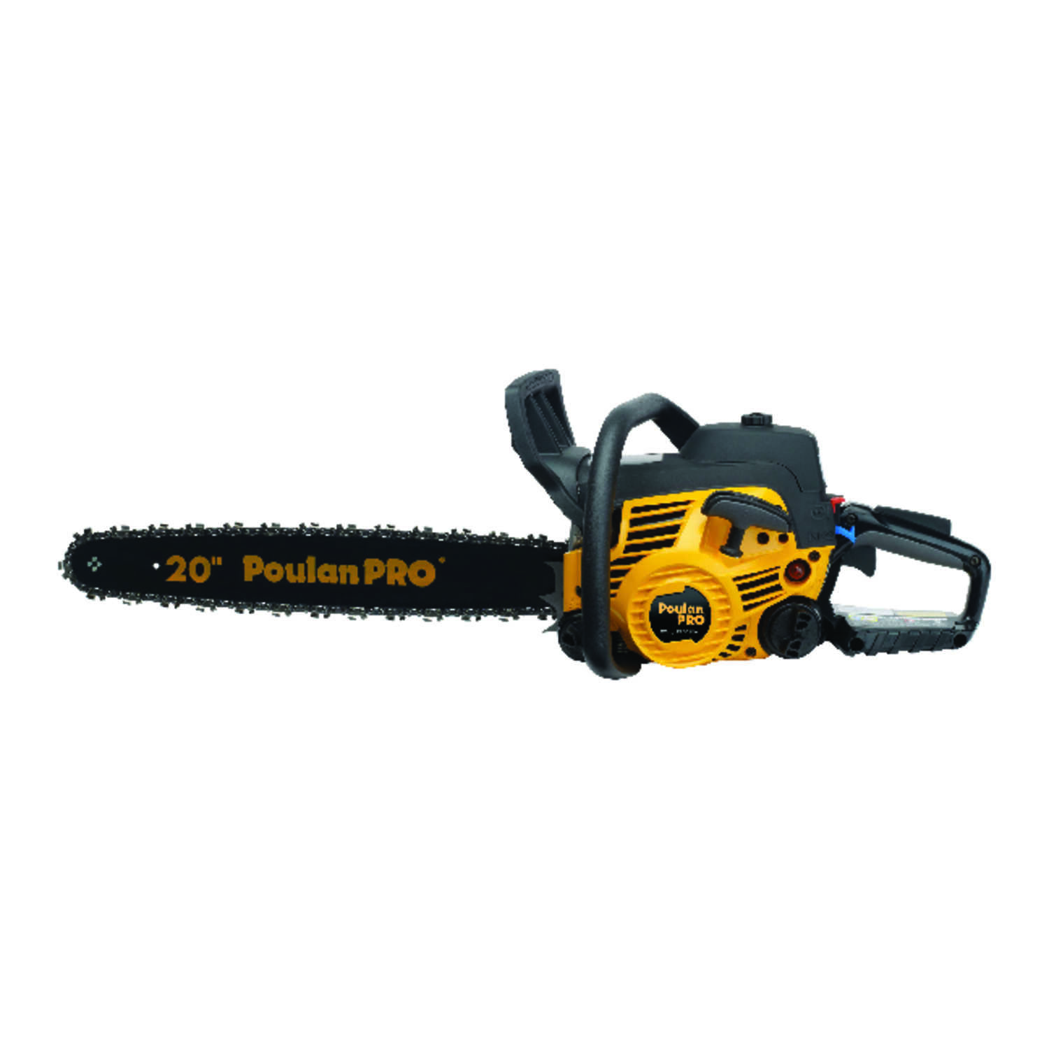 Poulan Pro  20 in. Gas Powered  Chainsaw