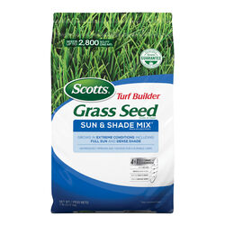Scotts Turf Builder Mixed Sun/Shade Grass Seed 7 lb.