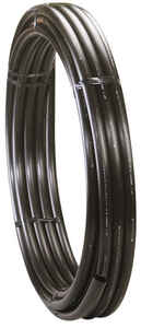 Centennial Plastics  1 in. Dia. x 100 ft. L Polyethylene  Pipe  80 psi