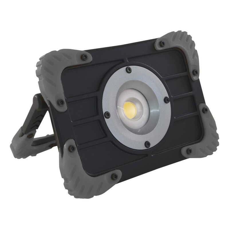 Stonepoint  8.66 in. LED  Work Light w/Stand  8 watts