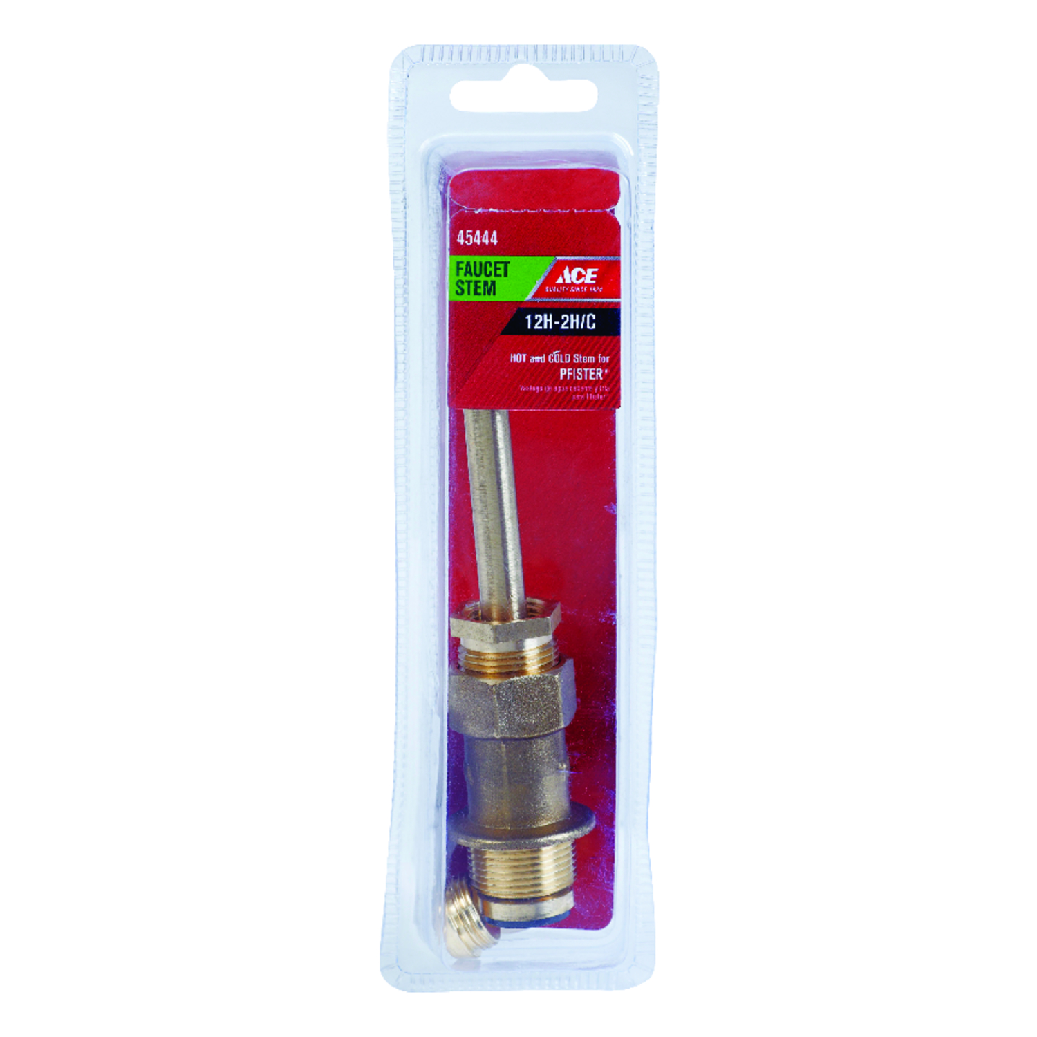 Ace  Hot and Cold  12H-2H/C  Faucet Stem  For Pfister