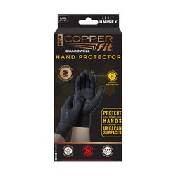 Copper Fit  Guardwell  Hand Protection  Anti-microbial Gloves  1 pair
