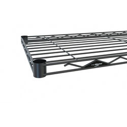 InterMetro  1.5 in. H x 36 in. W x 18 in. D Steel  Open-Wire Shelf