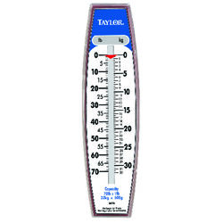 Taylor  White  Analog  Hanging Scale  70 lb.