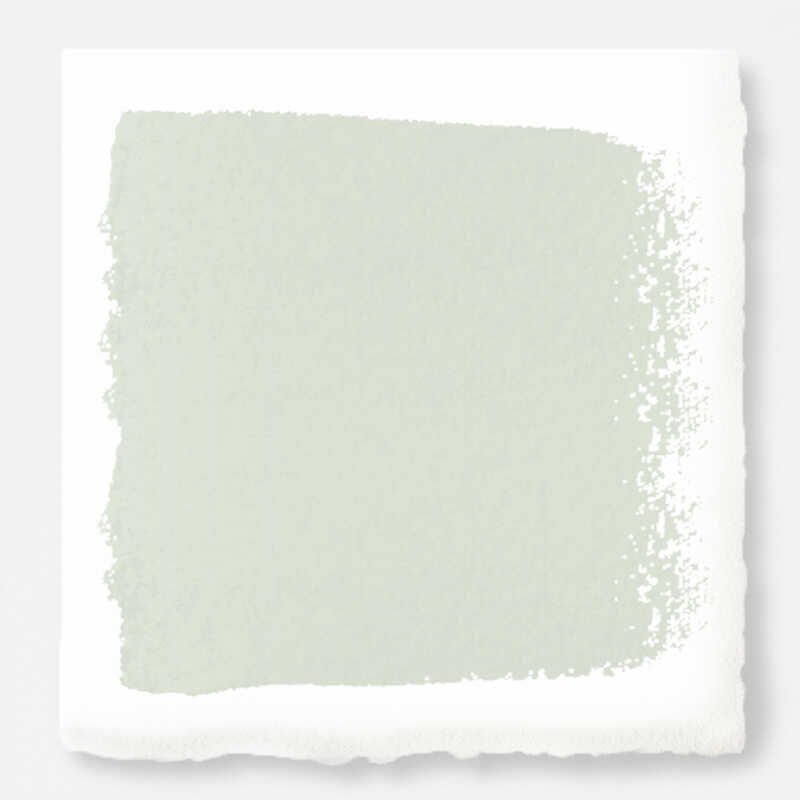 Magnolia Home  by Joanna Gaines  Eggshell  M  Acrylic  Paint  8 oz. Chime Gray
