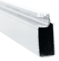 Prime-Line  White  Aluminum  3/4 in. W x 94 in. L Screen Frame  1 pk