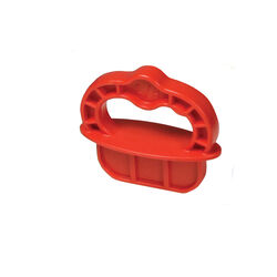 Kreg Tool  Deck Jig  Plastic  1/4 in.  Spacer Rings  Red  12 pk