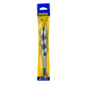 Irwin  1 in. Dia. x 7.5 in. L Auger Bit  Carbon Steel  1 pc.